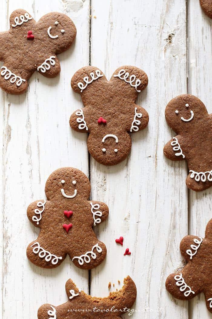 Biscotti Pan di Zenzero(Gingerbread)- La miglior Ricetta Originale 1