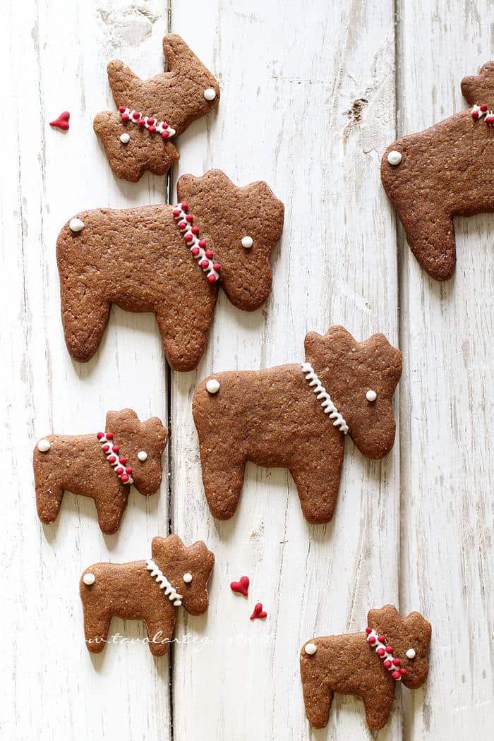 Biscotti Pan di Zenzero(Gingerbread)- La miglior Ricetta Originale2