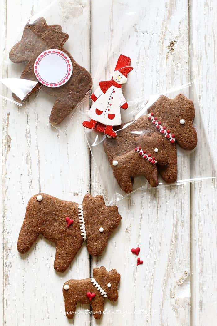 Biscotti Pan di Zenzero(Gingerbread)- La miglior Ricetta Originale4