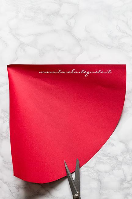 Centrotavola natalizio fai da te2-Ricetta Antipasto di Natale - Albero di Girelle di sfoglia