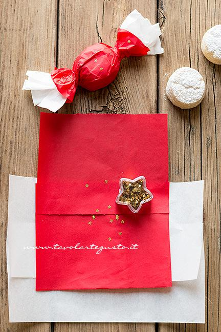 Come impacchettare i biscotti a forma di caramella 1 - Ricetta Polvorones
