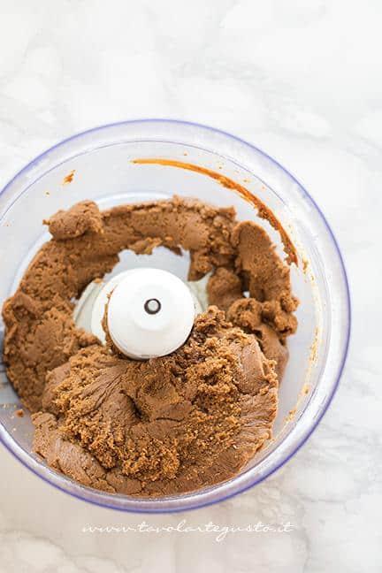 Impasto gingerbread - Ricetta Biscotti Pan di Zenzero (Gingerbread)