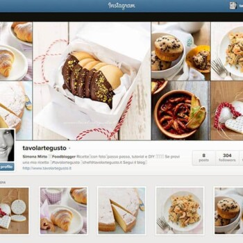 Tavolartegusto è su Instagram