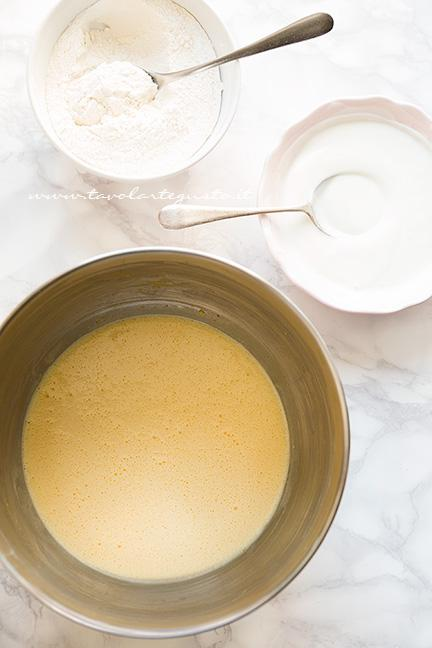 Come preparare il Plumcake allo yogurt - Ricetta Plumcake allo yogurt