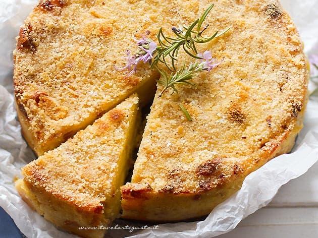 Gateau di patate - Gattò di patate - Ricetta Gateau di patate-