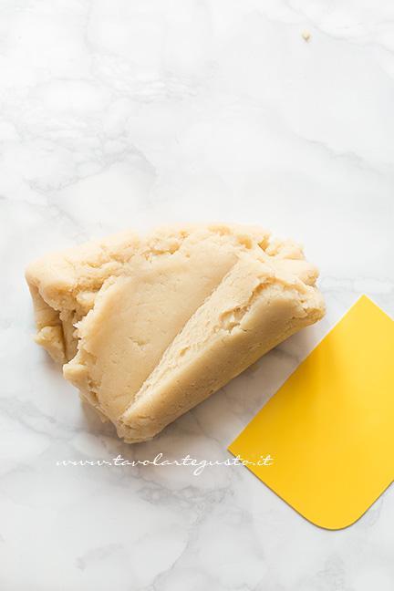 Come preparare l'impasto3 -  Ricetta Zeppole di San Giuseppe fritte