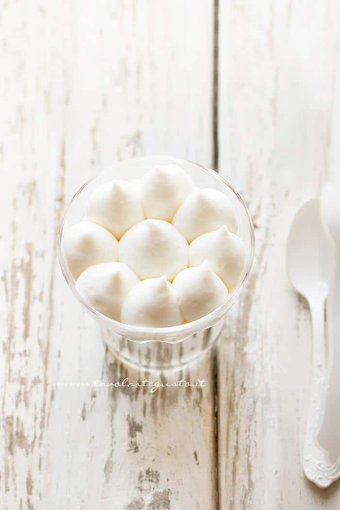Ricetta Mousse allo yogurt