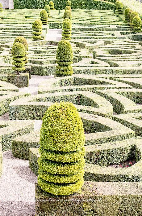 10 - I Giardini di Villandry - Val di Loira Francia