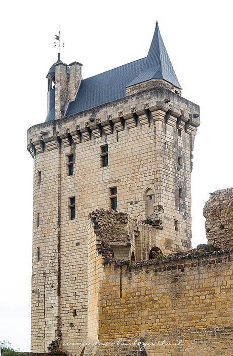 21 - Fortezza Reale di Chinon Francia