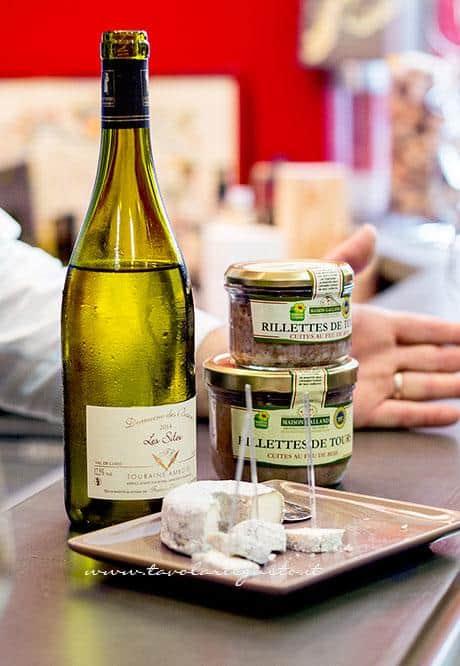 32 - Mercato di Amboise Val di Loira Francia