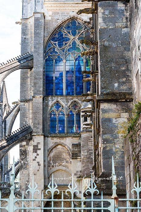 4- Cattedrale di San Graziano  Tours (Francia)