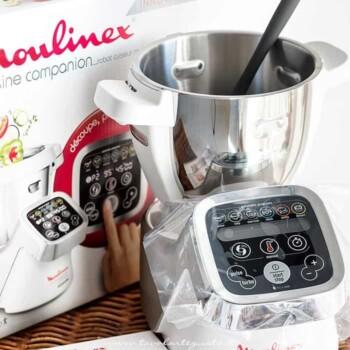 Cuisine Companion Moulinex - Tavolartegusto1