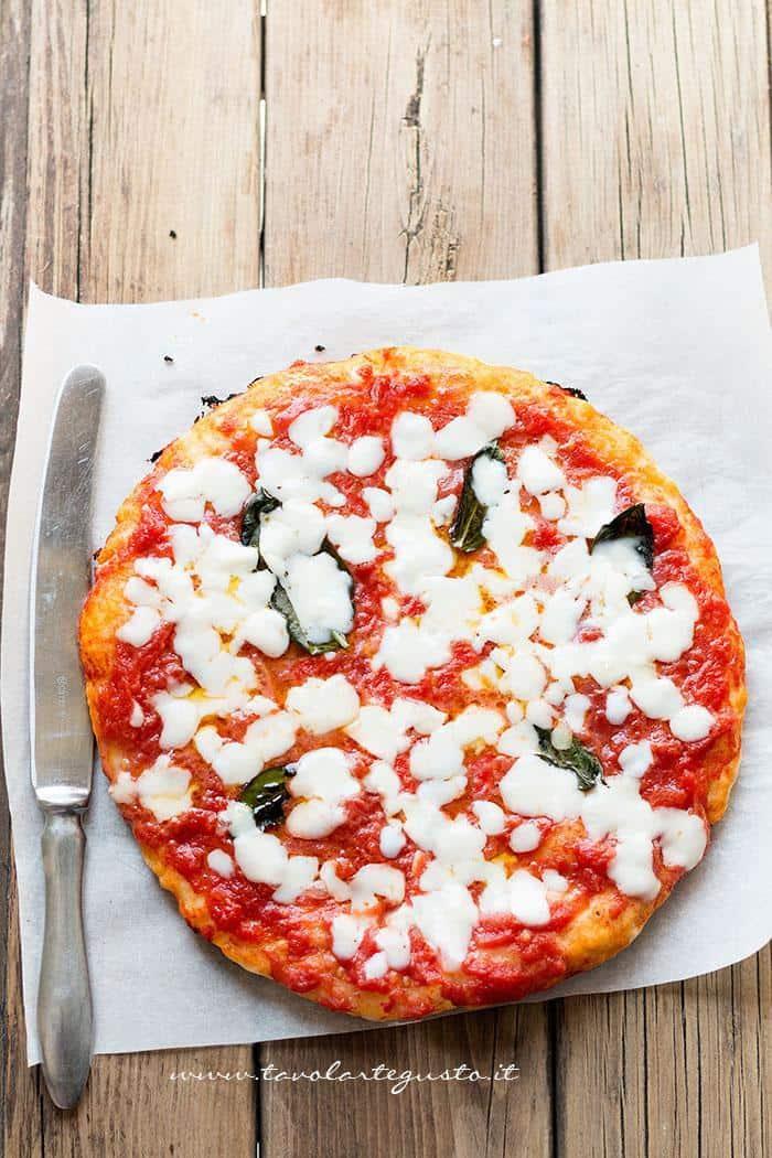 Pizza in padella - Ricetta Pizza in padella