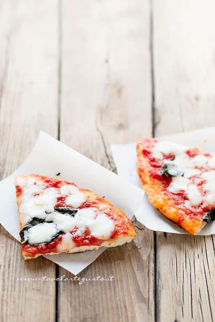 Pizza in padella2 - Ricetta Pizza in padella
