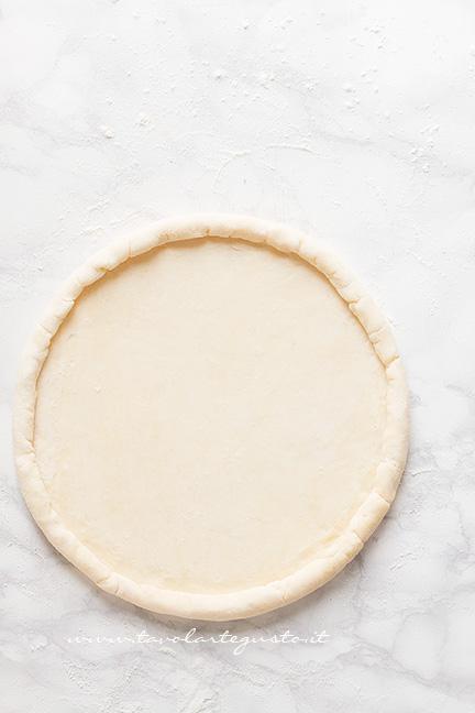 Come preparare il guscio della Tatin 3 - Ricetta Tarte Tatin di Pomodorini