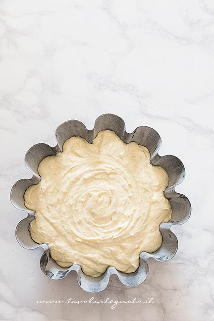 Impasto della torta in teglia - Ricetta Torta al limone