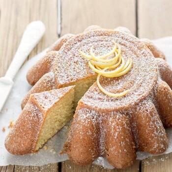 Torta al limone sofficissima - Ricetta Torta al limone