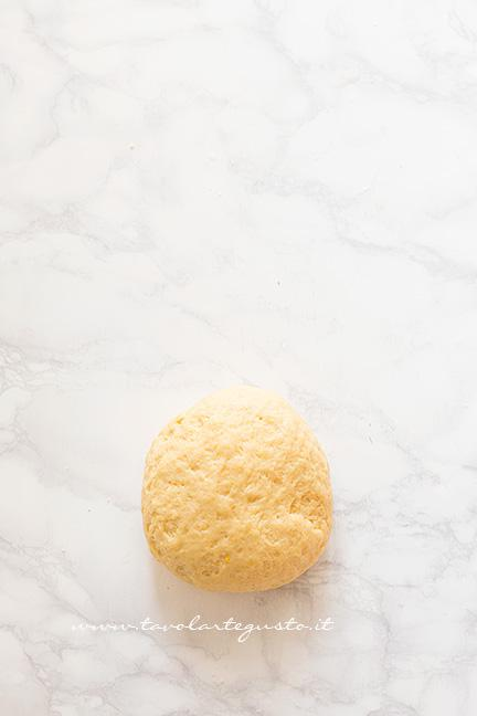 Impasto Struffoli - Ricetta Struffoli