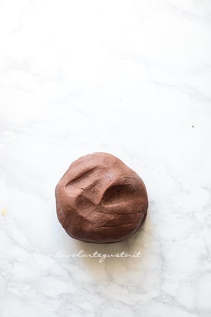 Pasta frolla al cacao - Ricetta Tarte au Chocolat veloce e facilissima