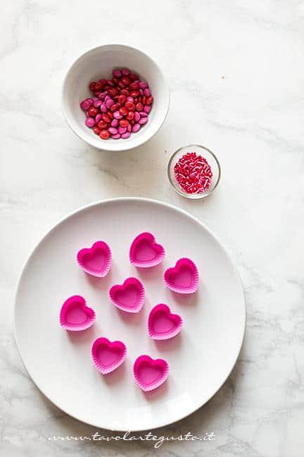 Preparare smarties e zuccherini - Ricetta Cioccolatini facili