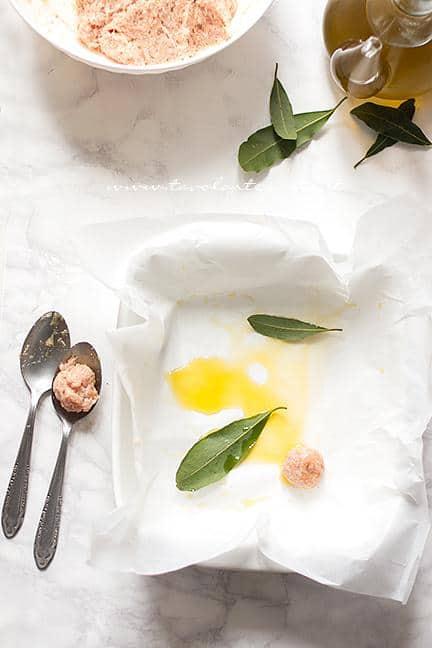 Come fare le polpette di Tacchino al forno - Ricetta Polpette di Tacchino