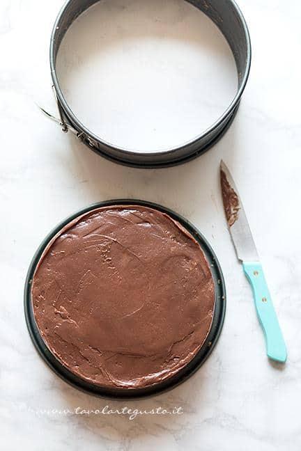 Sformare la Cheesecake alla Nutella - Ricetta Cheesecake alla Nutella