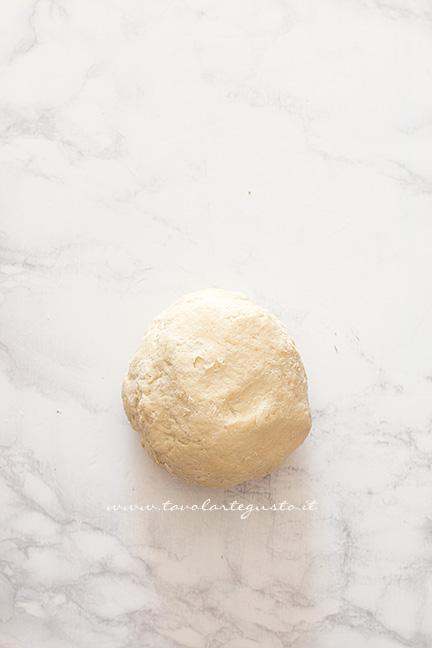 Crust pie per Mince Pies - Ricetta Mince Pies