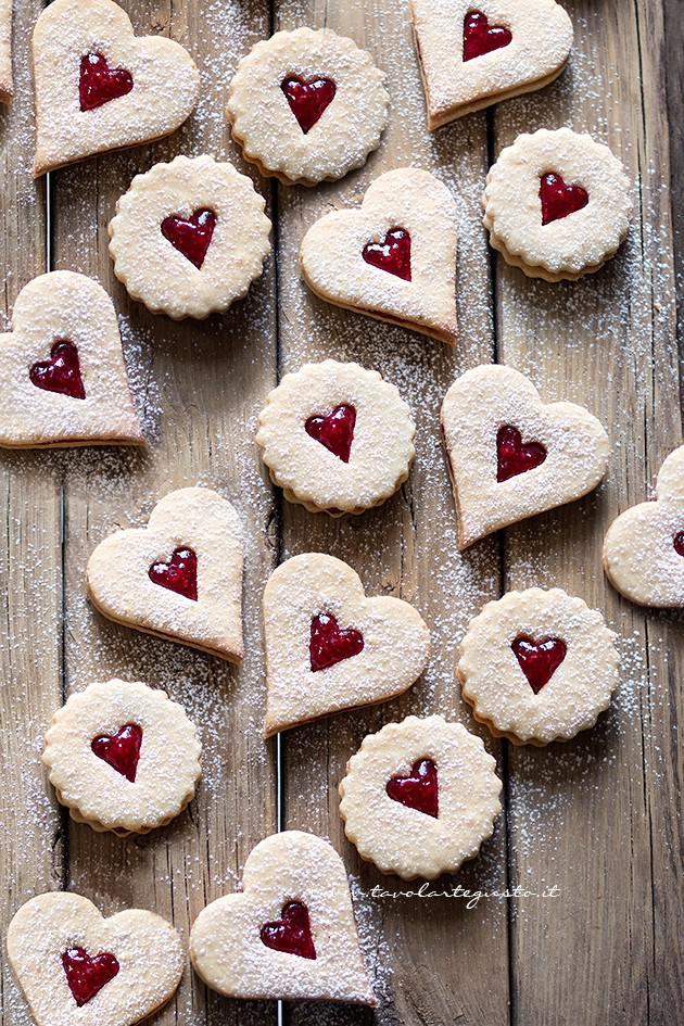 Biscotti alla Marmellata , la Ricetta semplice e buonissima!
