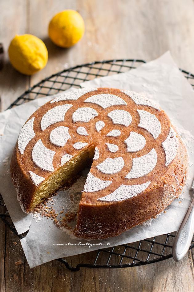 Caprese al limone secondo la ricetta originale passo passo