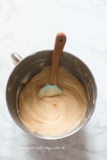 Impasto sodo e corposo - Ricetta Plumcake alle fragole
