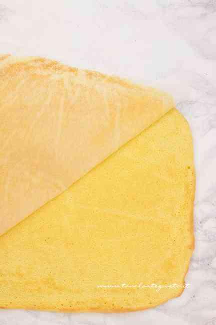Come fare la base soffice per la Torta ai frutti di bosco 2