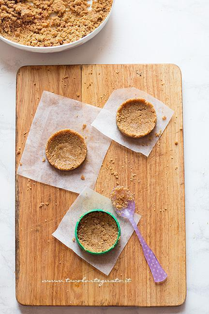 Come fare le crostatine mignon - Ricetta Crostatine alla frutta