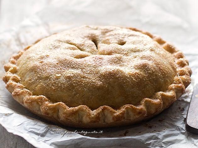 Apple pie (la ricetta originale americana) - Ricetta Apple pie-