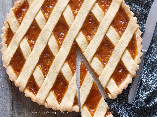 Crostata alla marmellata - Ricetta e trucchi per una Crostata perfetta -