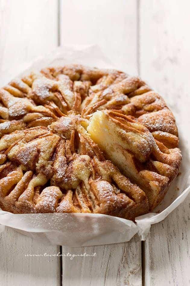 Torta di mele soffice - Ricetta Torta di mele