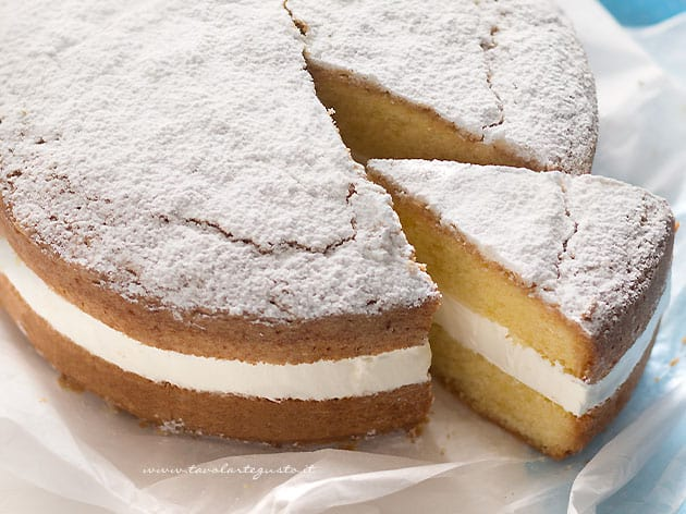 Torta kinder Paradiso - Ricetta Torta Kinder Paradiso.