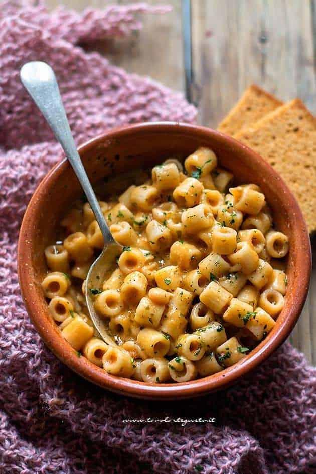 Pasta e Fagioli, la ricetta originale napoletana cremosa - Ricetta Pasta e Fagioli