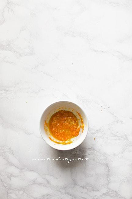 mix profumato di aromi - Ricetta Graffe napoletane
