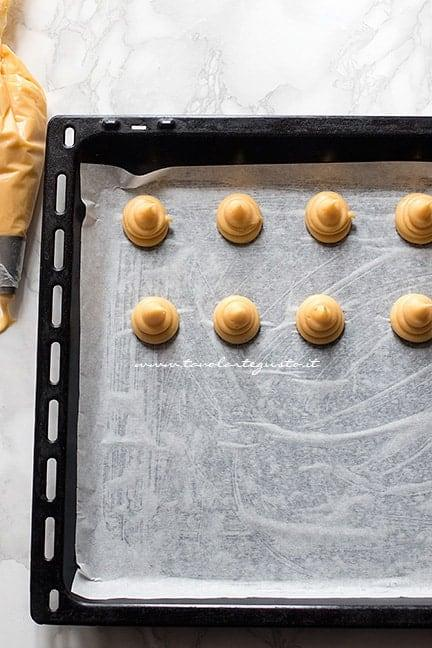 Come fare i Bignè - Ricetta Pasta Choux - Bignè