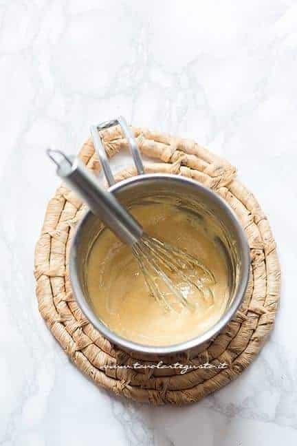 Crema al limone - Ricetta Tiramisù al limone