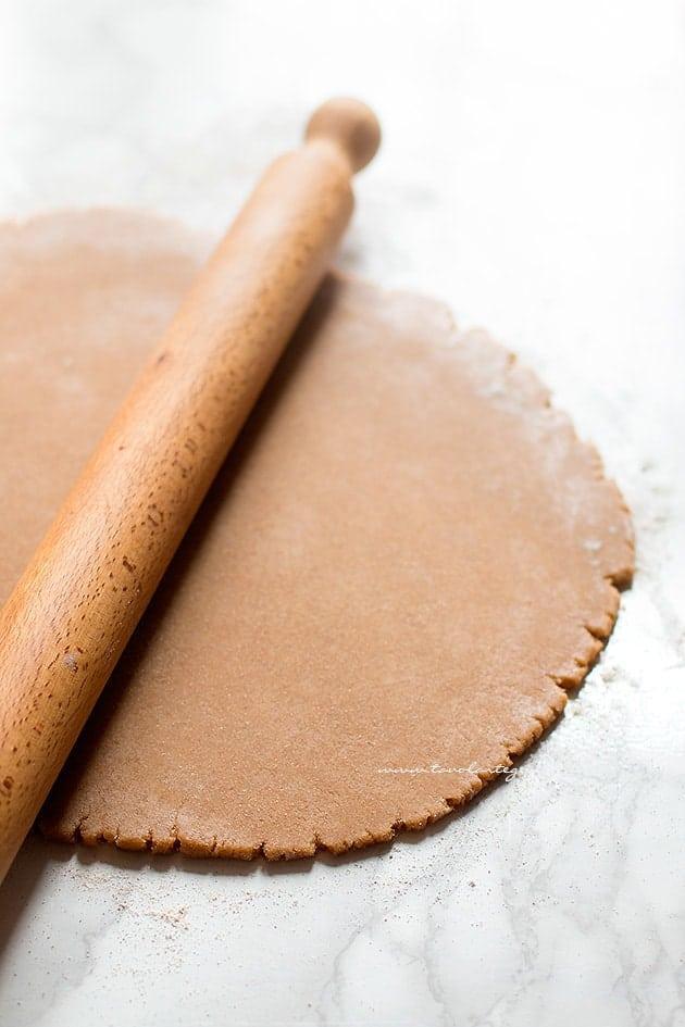 Pasta frolla integrale - Ricetta pasta frolla integrale