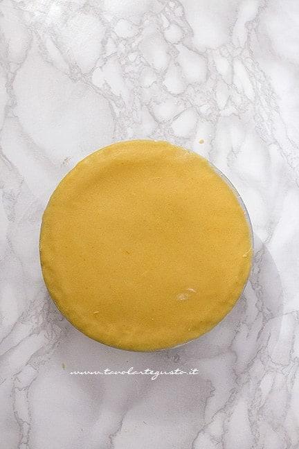 Richiudere il guscio della Crostata - Ricetta Crostata di Ricotta