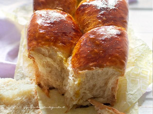 Pan brioche soffice - ricetta Pan brioche classico-