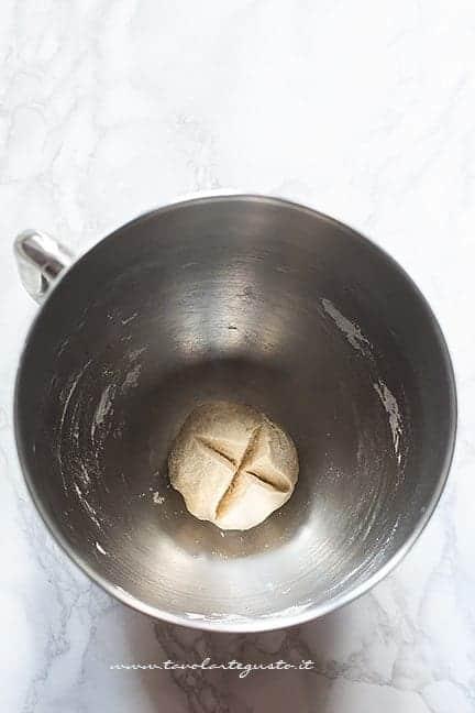 biga - Ricetta Focaccia genovese