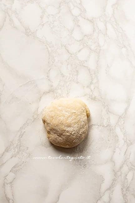pasta strudel - Ricetta Strudel di mele