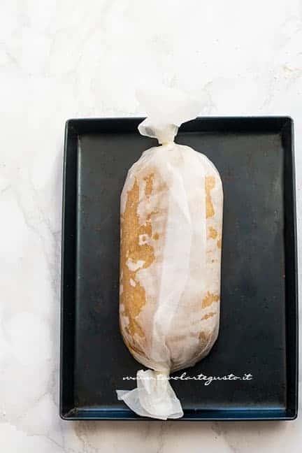 Cuocere il Polpettone - Ricetta Polpettone di zucca