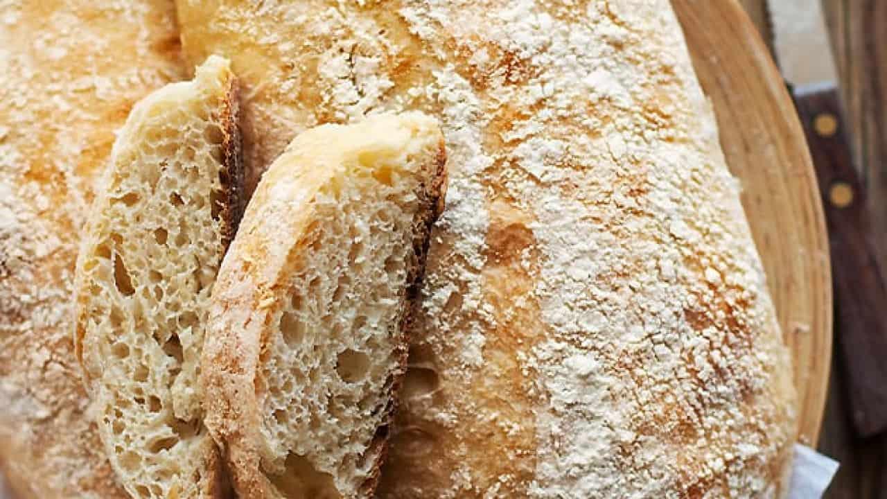 I Segreti Del Pane ricetta pane fatto in casa: impasto pane base (veloce e semplice)