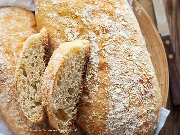Pane fatto in casa - Ricetta pane fatto in casa-