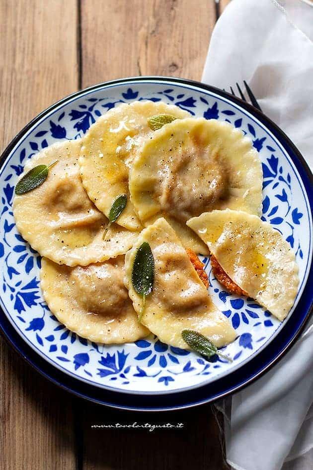 Tortelli di Zucca: la Ricetta Originale Mantovana Perfetta!