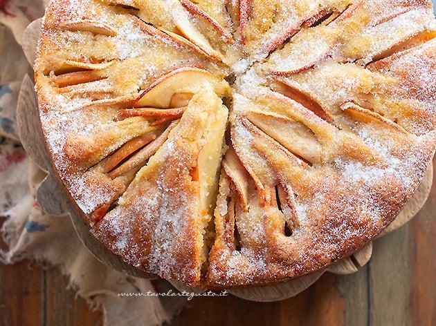 torta di mele veloce